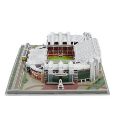 Image for 3D Football Stadium Jigsaw Puzzle - Was £29.99, Now £19.99