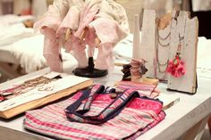 Beach Boutique accessories leave us yearning for Summer heat.