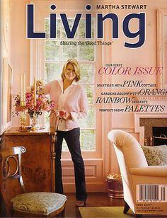 Martha Stewart Living Editorial Calendar 2013
