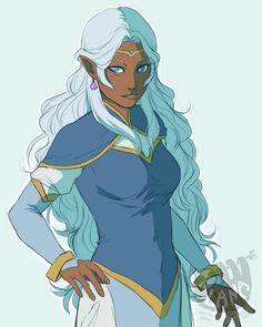 "lanauu: "" Coolest space princess. """
