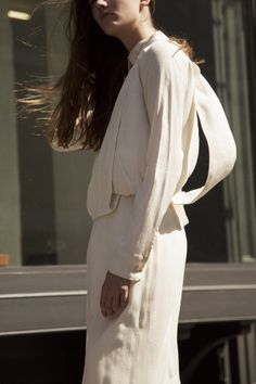 Suzanne Rae panel dress