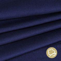 Tula Cotton Medium 21 - Baumwolle - marineblau