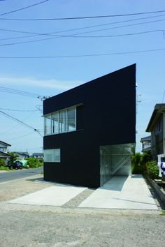 House With Two Focal Points / Daigo Ishii + Future-scape Architects