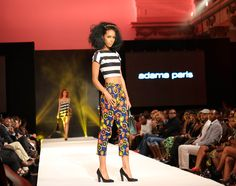 Défilé Adama Paris Black Fashion Week 2014