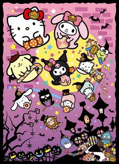 Hello Kitty Halloween http://hellohappysurprise.tumblr.com/ and like OMG! get some yourself some pawtastic adorable cat apparel!