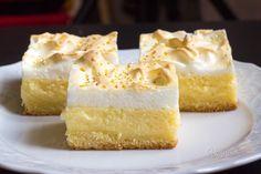 Tvarohový krémeš Czech Recipes, Russian Recipes, Cooking Time, Cooking Recipes, Cream Cake, Desert Recipes, Cake Cookies, Vanilla Cake, Sweet Recipes