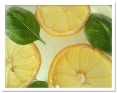 Limonata con basilico, zomerse citroen limonade met basilicum