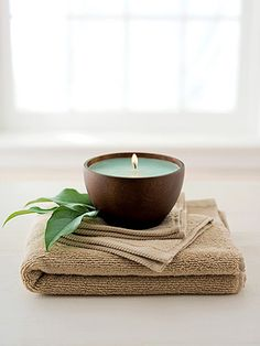 12 Ways to Add 'Om' to Your Home.  http://tlcspapa.com | Tel: 267-221-0787