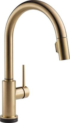 Faucet.com | 9159T-CZ-DST in Champagne Bronze by Delta