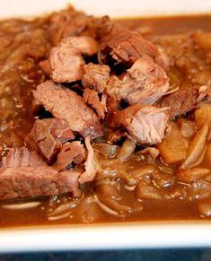 Venison & Cabbage Stew