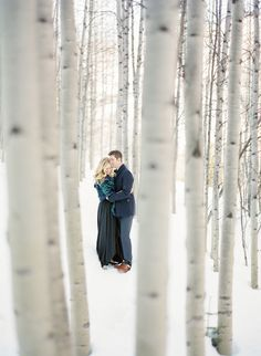 A Winter Engagement Session in Colorado - KT Merry Photography Winter Photography, Couple Photography, Engagement Photography, Digital Photography, Wedding Photography, Tree Photography, Perspective Photography, Engagement Session, Engagement Couple