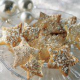 Recette étoiles aux amandes - Cuisine et Vins de France