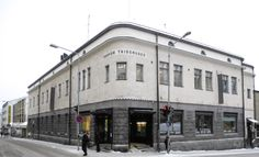 Kuopio Art Museum Art Museum, Around The Worlds, Street View, Mansions, Architecture, House Styles, Finland, Arquitetura, Museum Of Art