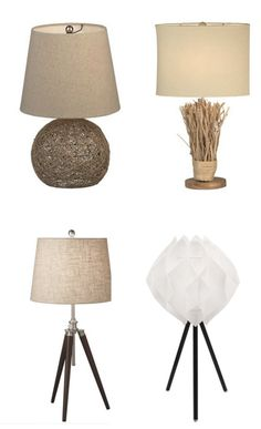 Table Lamps//