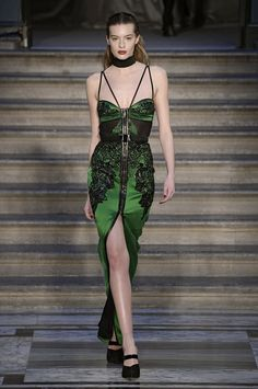 Julien Macdonald London Fashion Week A/W15
