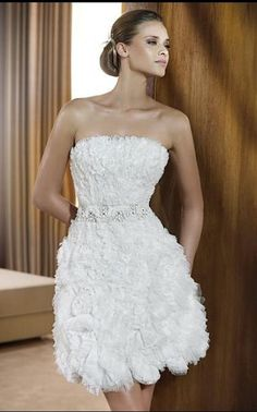 5 Tips para elegir tu vestido de novia por lo civil
