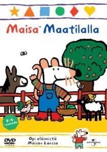 Maisa Maatilalla -dvd:llä Maisa, Keke, Tellu, Arttu ja Nipa tapaavat mielellään uusia ystäviä. Lähden mukaan seikkailuun ja tutustu erilaisiin eläimiin!