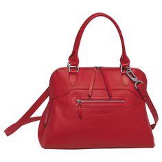 Handtaschen - Le Foulonné - Taschen - Longchamp - Zinnoberrot - Longchamp Deutschland
