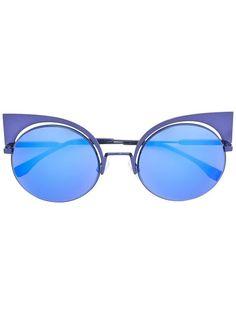 Shop Fendi Eyeshine sunglasses.