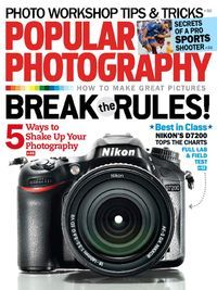 Popular Photography  | Borrow online free with your Mesa Library card.