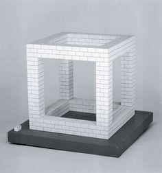 sol leWitt: outdoor structure (1995)