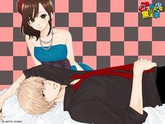 'Wolf Girl  Black Prince' Manga Getting Anime Adaptation OMG