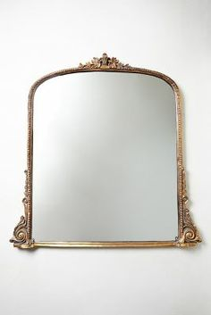 mirror worthy of a princess #AnthroFave