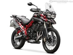 2014 Triumph Tiger 800XC SE First Look - Motorcycle News - Motorcycle Sport Forum