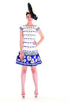 Mackenzie Mode Glamourpuss Dress