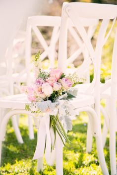 Seriously Stunning Pink Australia Wedding - MODwedding