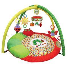 Kids Preferred™ The Very Hungry Caterpillar Round Play Gym - BedBathandBeyond.com