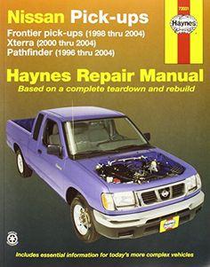 1626 best manuals images on pinterest repair manuals atelier and manualspro nissan pick ups frontier pick ups 1998 thru 2004 fandeluxe Gallery