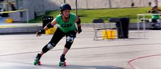 Increase your endurance for roller derby