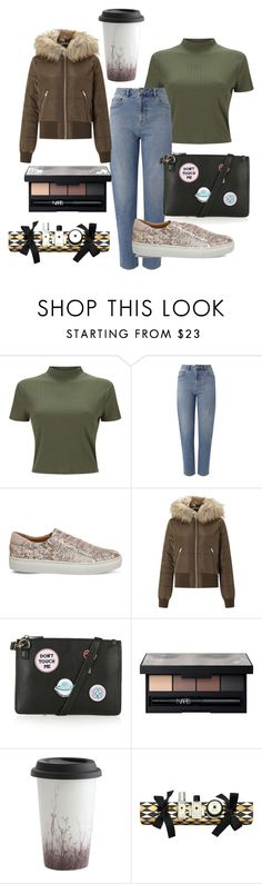 """""""Untitled #341"""" by ema-jones ❤ liked on Polyvore featuring Miss Selfridge, Office, Topshop, NARS Cosmetics and Jo Malone"""