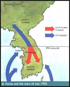 Korean War and primary sources