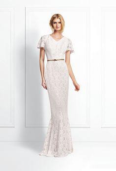 wedding dressses, runway fashion, rachel zoe, cloth, white dress, zoe spring, 2012 lookbook, zoe style, beauti gown