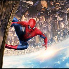 Papier Peint Enfant Geant Spiderman 3210 Dimensions 110x110cm