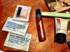 Birchbox Review - August 2013 - Beauty Box Coconut goodness for me!- http://mommysplurge.com/birchbox-review-august-2013-beauty-box/