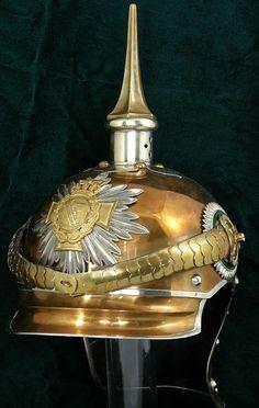 Sajonia 1º Royal Saxon Caballería Pesada Guardia. Oficial de la reserva