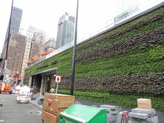 WTC G-O2® Living Wall at Liberty Park