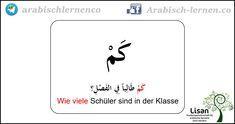 """""""Wie viel?""""  arabisch-deutsch"""