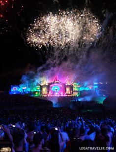 Guia para ir a Tomorrowland Belgica: entradas, precios, cómo llegar, camping, consejos...