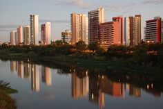 Teresina, capital of Piauí State, is rich in nature, popular culture and handcrafts. #Brazil