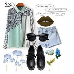 """shein"" by ana-anny-blagojevic ❤ liked on Polyvore featuring Laura Cole, women's clothing, women, female, woman, misses and juniors"