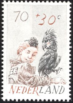 Palm Cockatoo stamps - mainly images - gallery format