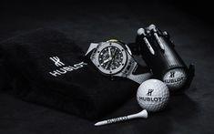 Hublot Big Bang Unico Golf  #hublot #bigbang #golf #watches #Wallpapers