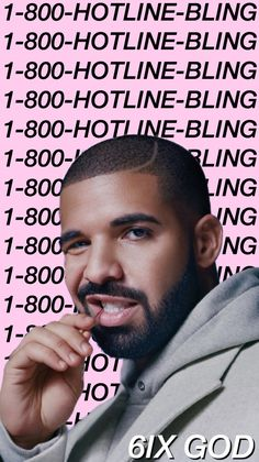 Your daily dose of Drake and OVO Funny Iphone Wallpaper, Locked Wallpaper, Wallpaper Quotes, Iphone Backgrounds, Drake Hotline, Hotline Bling, Drake Wallpapers, Cute Wallpapers, Phone Wallpapers