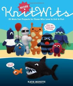 More KnitWits by Katie Boyette