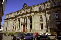 Facultad de Geografía e Historia | Monumentos | Web Oficial de Turismo de Santiago de Compostela y sus Alrededores