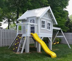 Imagne THAT! Playhouses The Explorer's Treehouse